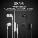 Wired Earphone CHANGTING KSC-138
